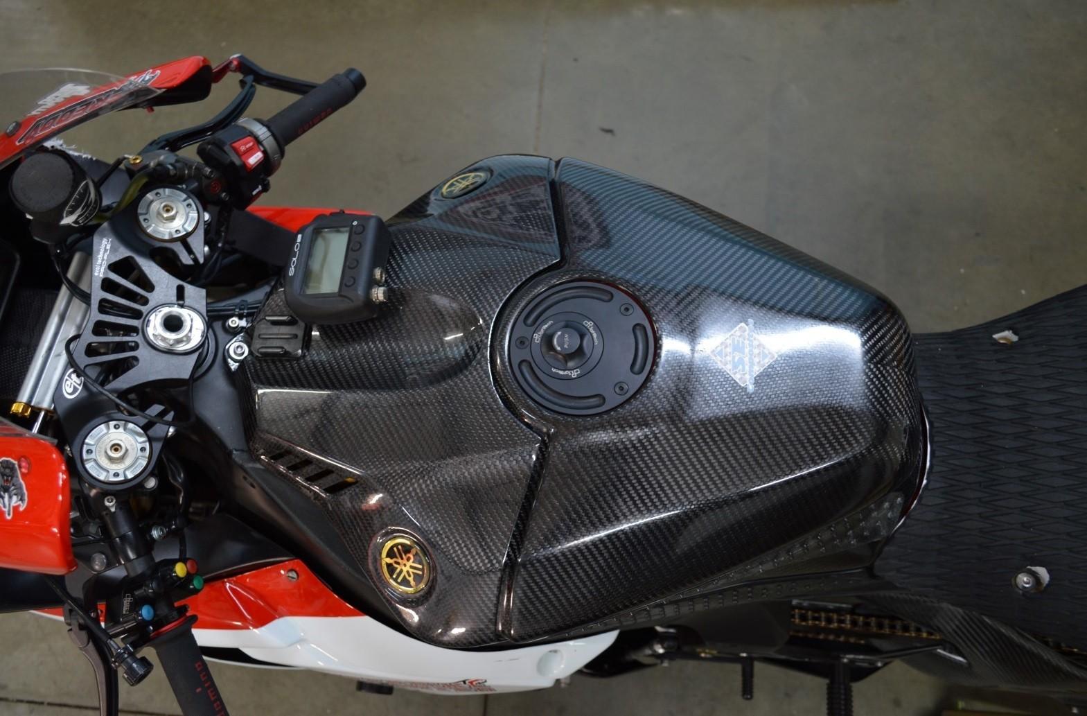 SE Moto 2015-19 Yamaha YZF-R1 V2 Tank Shroud / Cover