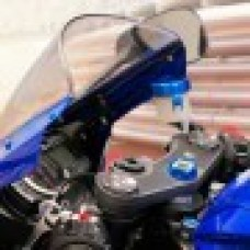Pro-Bolt Aluminum Top Yoke Nut Open, BMW, Kawasaki, Suzuki, Triumph, Yamaha.