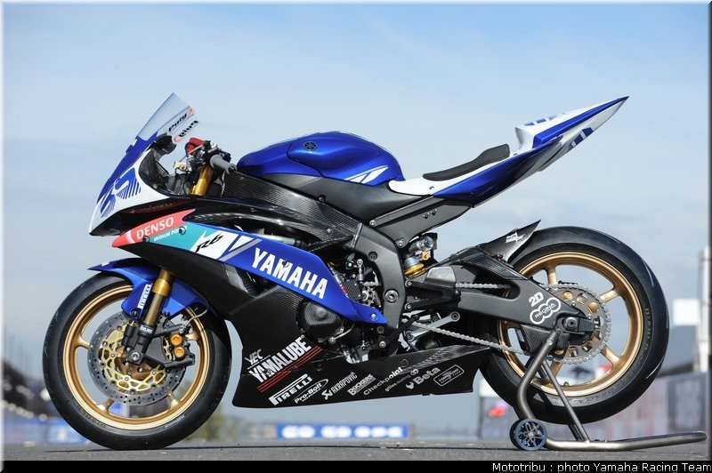 Yamaha R Performance Specs