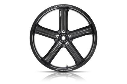 RotoBox BOOST Carbon Fiber Wheel Set - Honda, Kawasaki, Suzuki, Yamaha, BMW, Aprilia, Ducati, KTM, MV Augusta