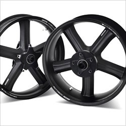 Rotobox Boost Carbon Fiber Wheel Set Honda Kawasaki Suzuki