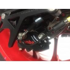 2015-17  Yamaha YZF-R1 / R1M / R1S 84mm Under Mount Caliper Bracket Kit