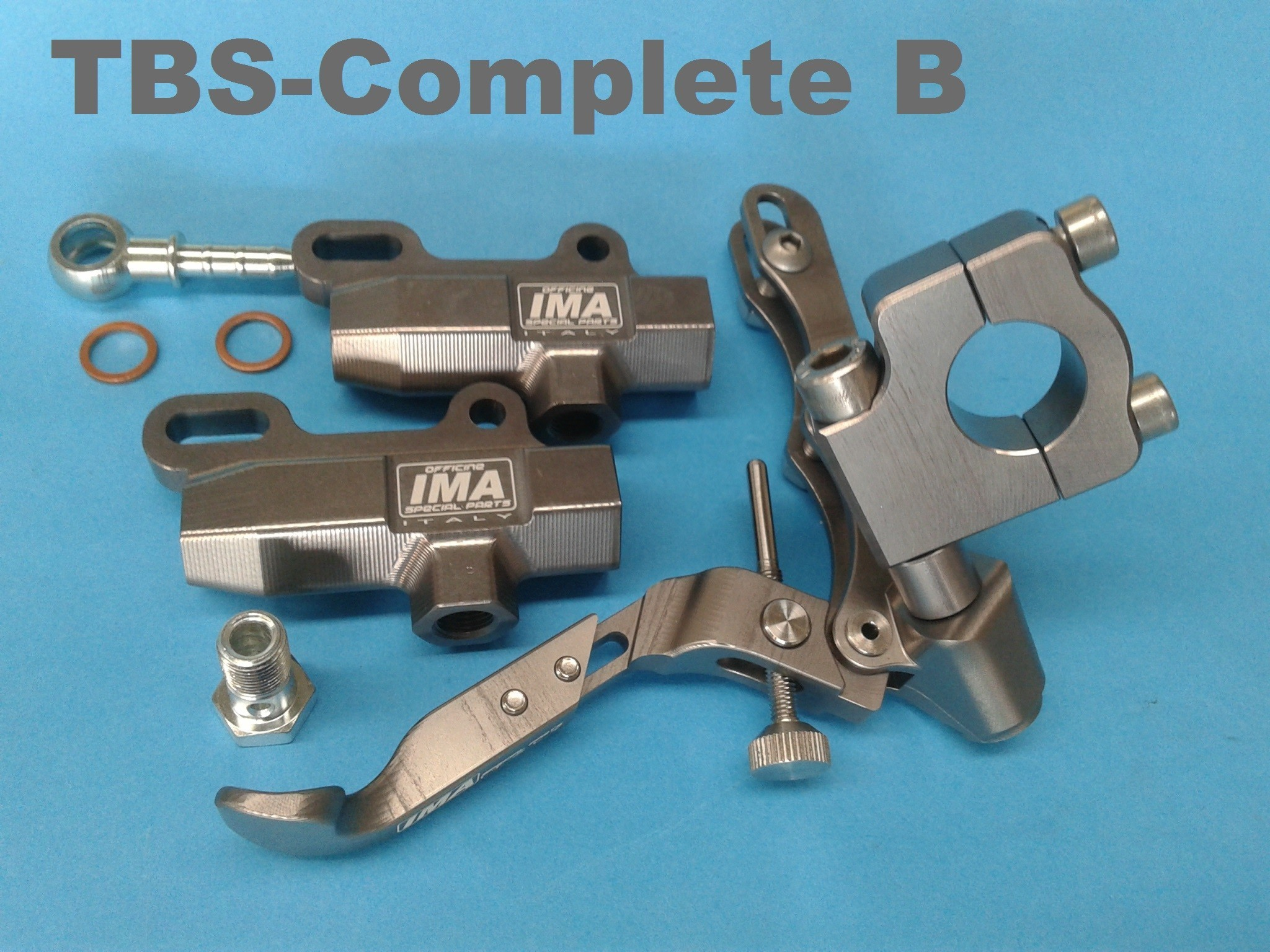 IMA Racing Thumb Brake System-Complete B or F