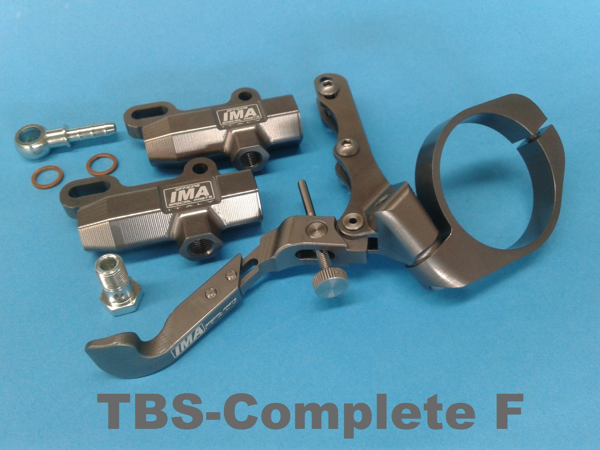 IMA Racing TBS Thumb Brake System-Complete B or F