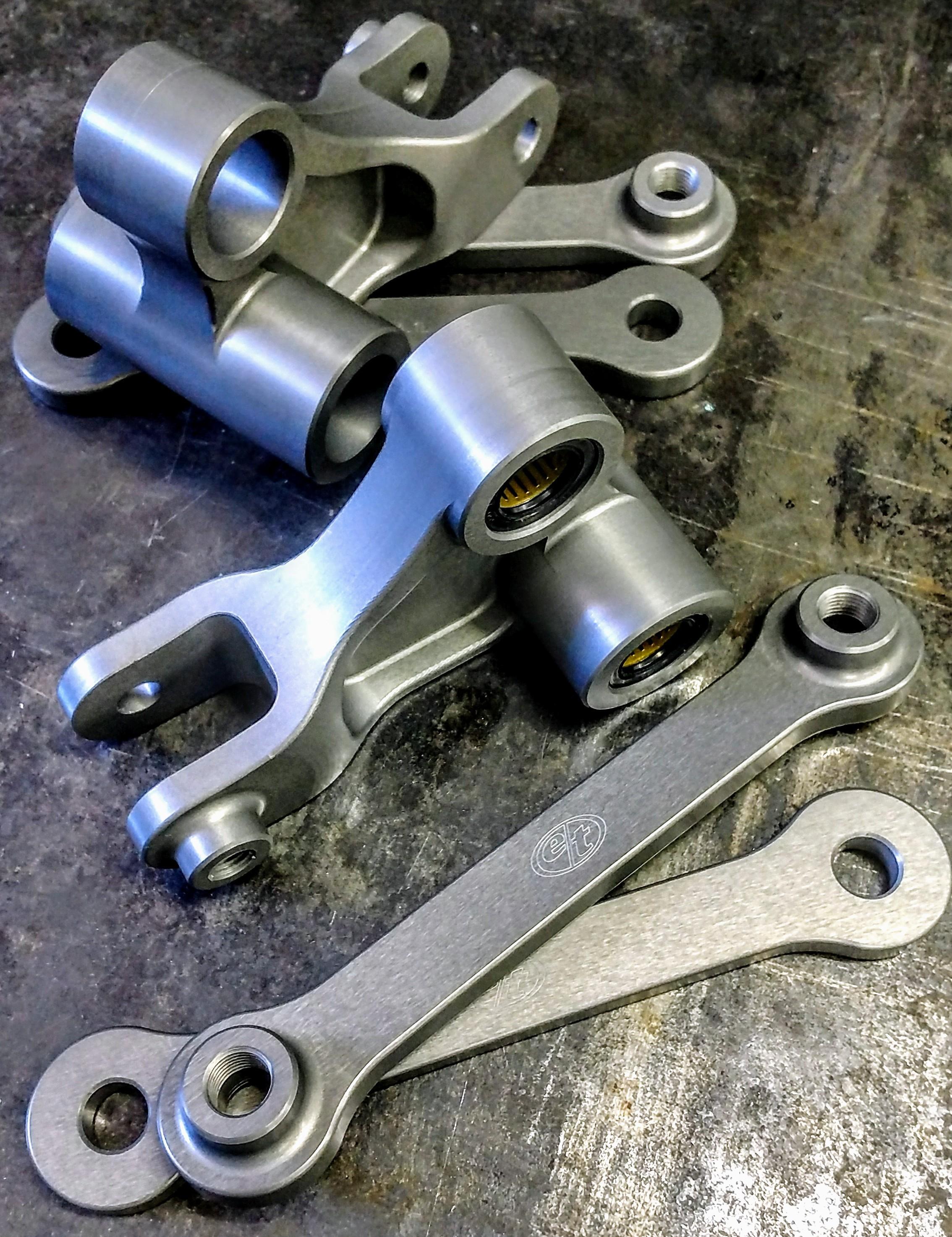 Evol Technology 2015-19 Yamaha YZF-R1 Pirelli Pro Rear Suspension Linkage Kit