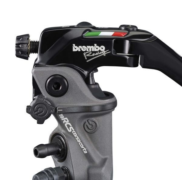 Brembo Corsa Corta Radial Brake Master Cylinder 19 RCS