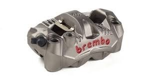 Brembo - 108mm Monobloc Cast Calipers - GP4-RS