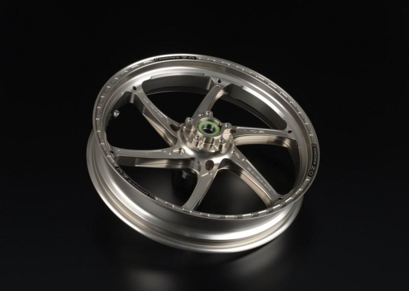 OZ Motorbike GASS RS-A Forged Aluminum Wheel Set 2006-10 Kawasaki ZX-10R