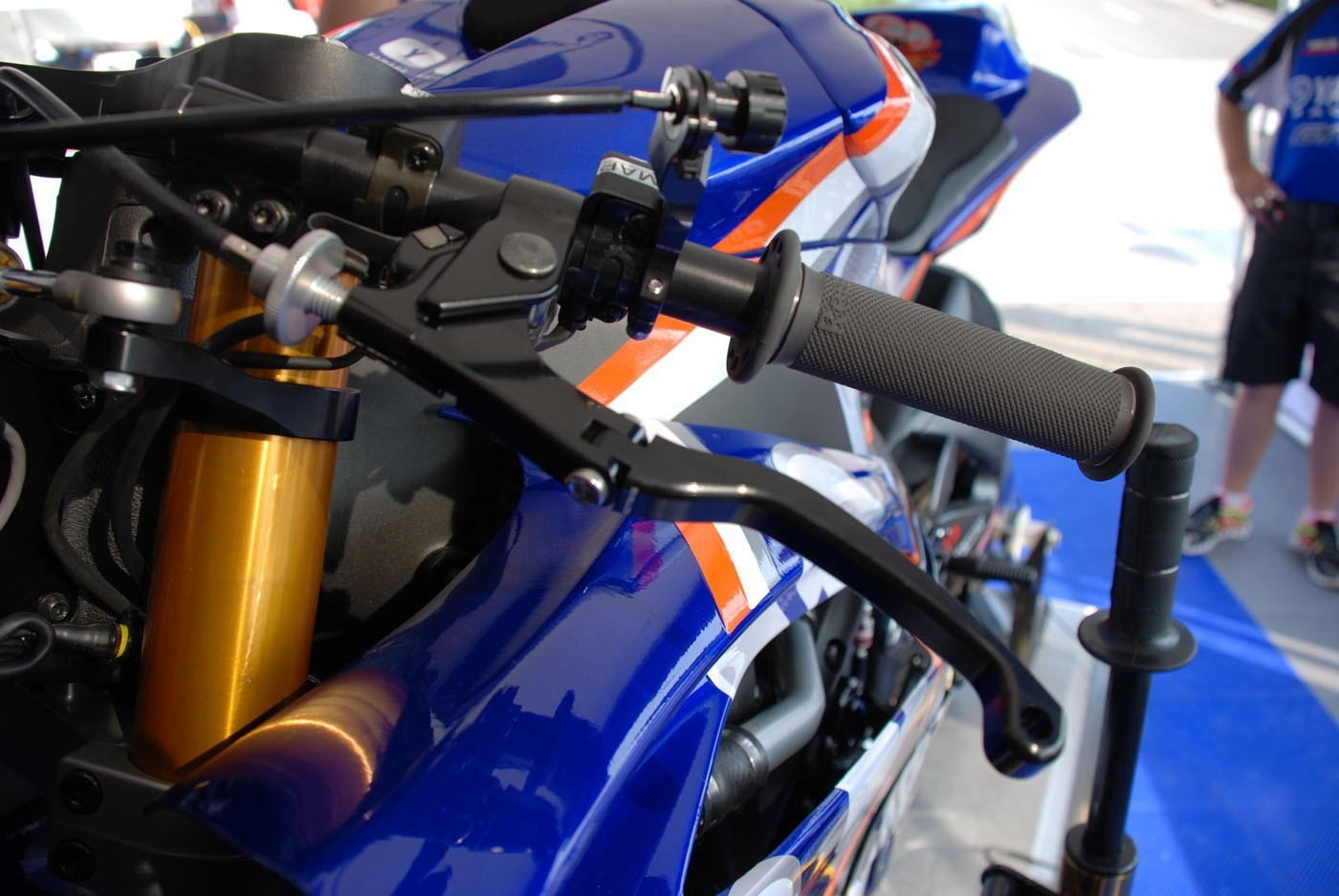 Galespeed Active Remote Adjuster and Bracket Set for Brembo and Galespeed Master Cylinders