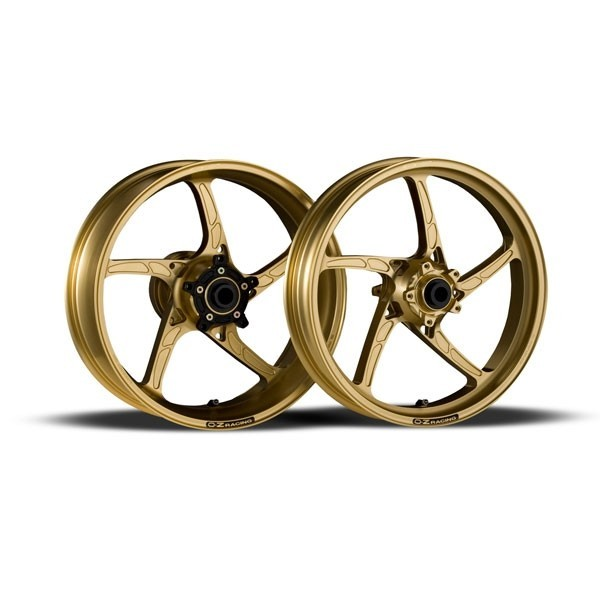 OZ Motorbike Piega Forged Aluminum Wheel Set - 2017-18 Honda CBR1000RR / SP1