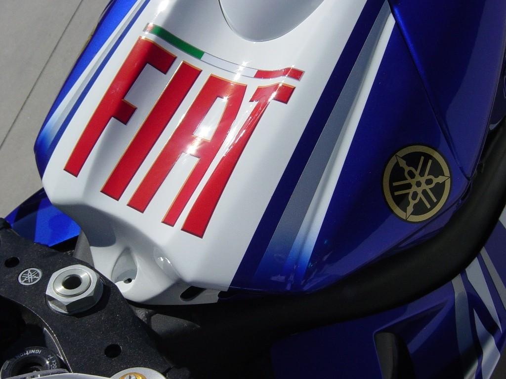 2004-2006 R1 Lacomoto M1 Fiat Replica
