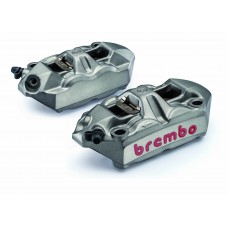Brembo 108mm Forged Monoblock M4 Calipers (set of 2) - 108mm Spacing